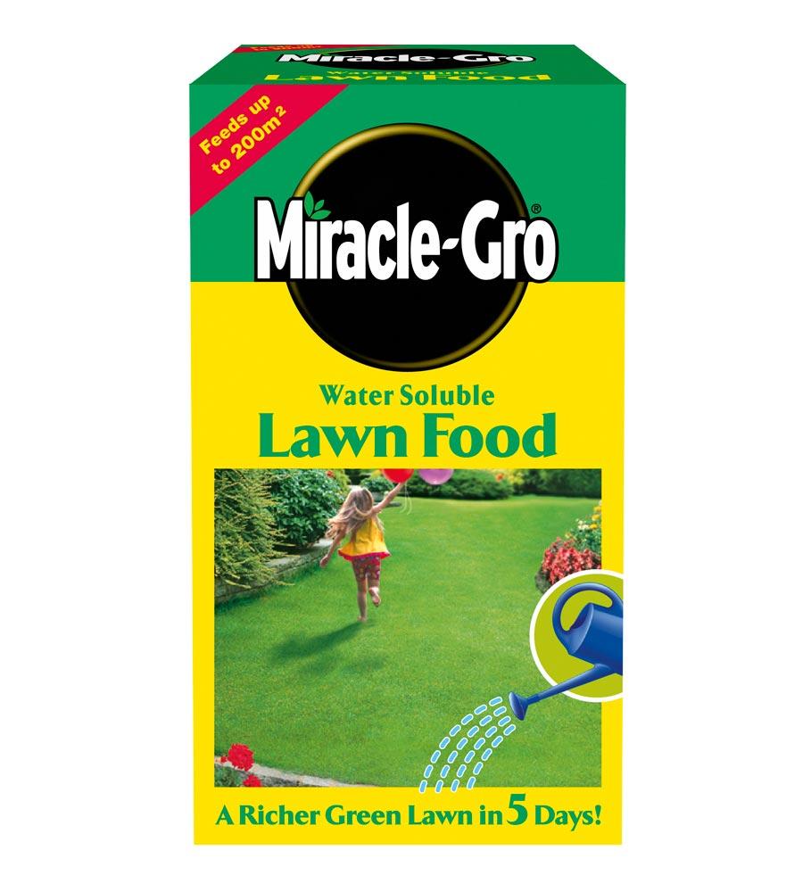 Miracle-Gro Water Soluble Lawn Food 1kg | Avant Home and ...