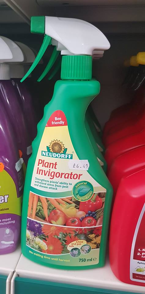 Should you use a plant invigorator?